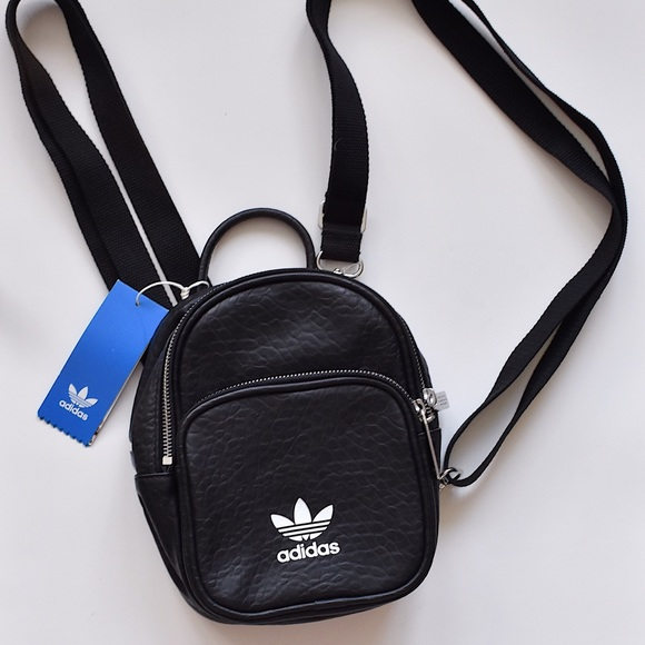 489c28794f57 ADIDAS Originals Classic Mini Leather Backpack